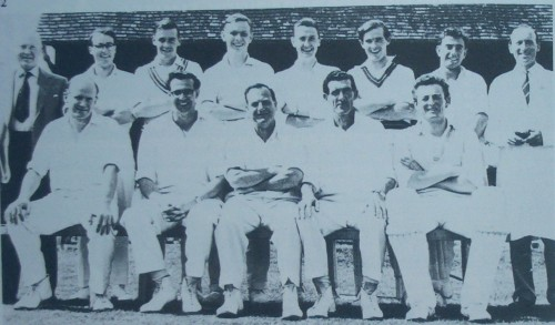 Radlett team in 1963